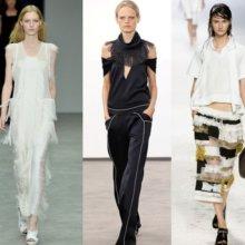 Бахрома – модный тренд весны 2014