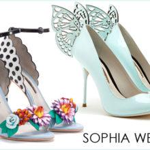 Sophia Webster обувь весна-лето 2014