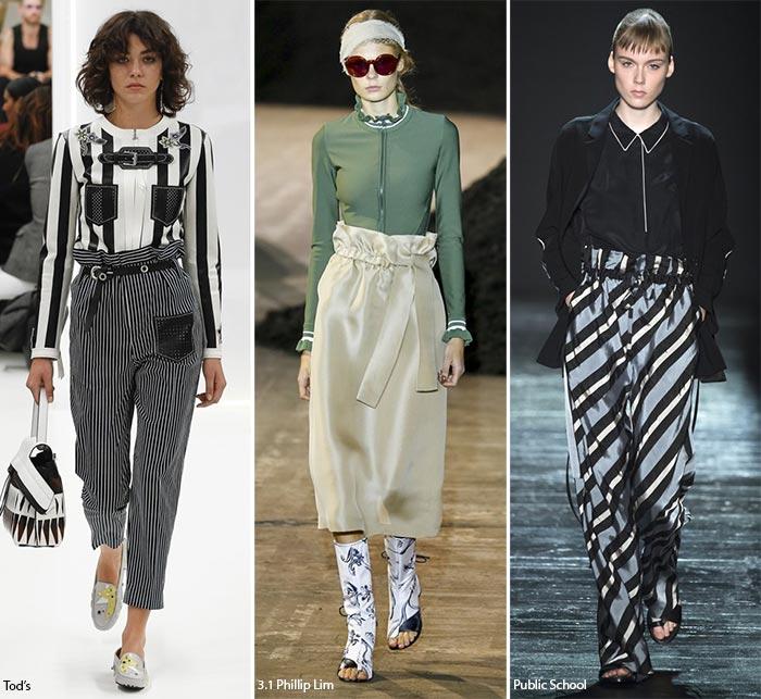 Самые горячие модные тенденции весна-лето 2016