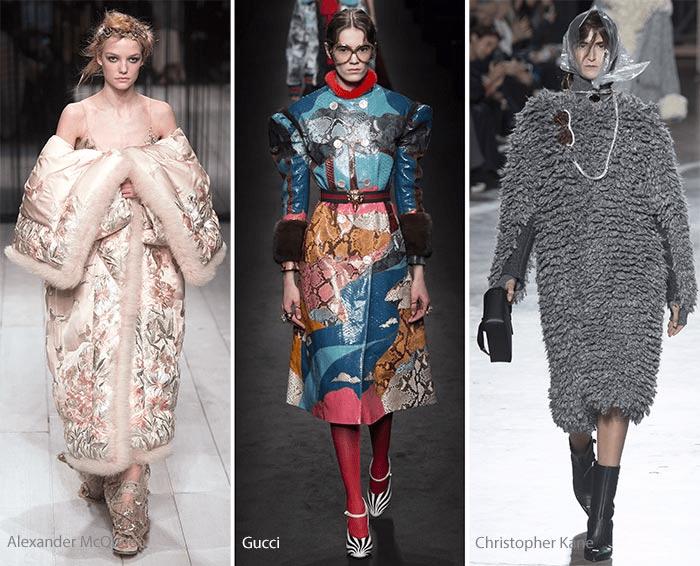 модные тенденции осень-зима 2016-2017 фото