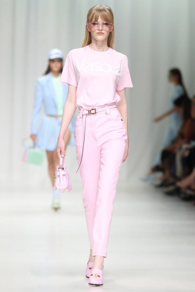 8 модных трендов с недели моды в Милане весна-лето 2018