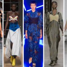 9 главных трендов на неделе моды в Париже весна 2018