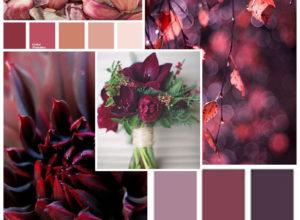 Цвет марсала в одежде – удачные сочетания