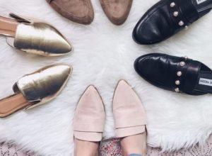 Мюли – 5 модных идей с чем носить модную обувь