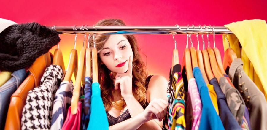 Лайфхаки от стилистов. Женский гардероб.