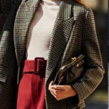 Модные пиджаки 2020. С чем стильно носить пиджак. Фото, видео.