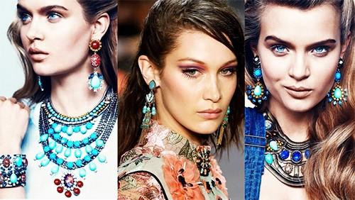 Прокачиваем стиль.      8 трендов женских украшений.