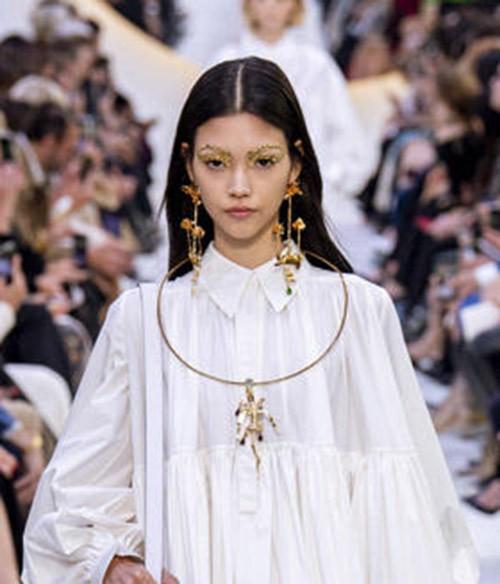 фото модные серьги