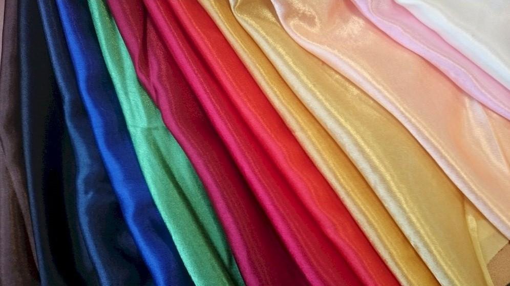 фото ткани разного цвета