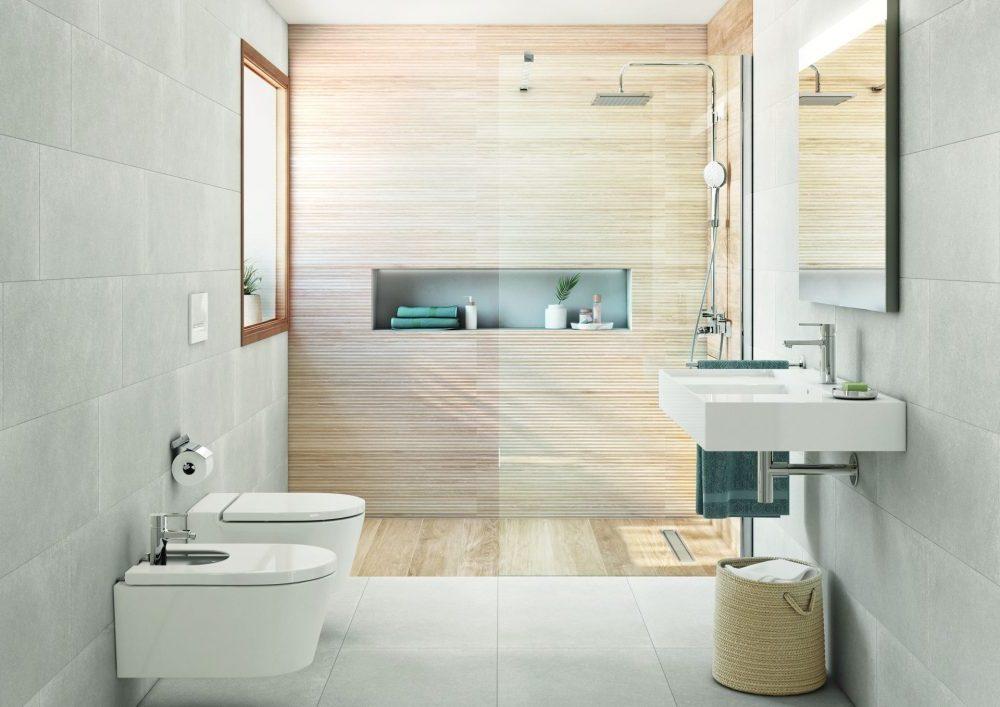 модная ванная 2021 в стиле лофт