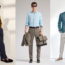 Тенденции мужской моды на осень 2021