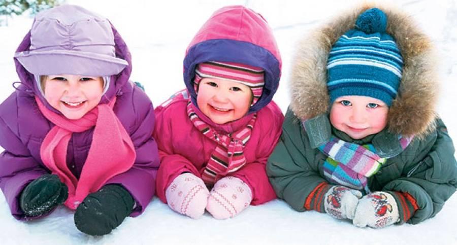 Критерии выбора детской зимней одежды