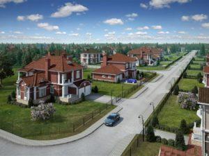 Плюсы и минусы коттеджных посёлков