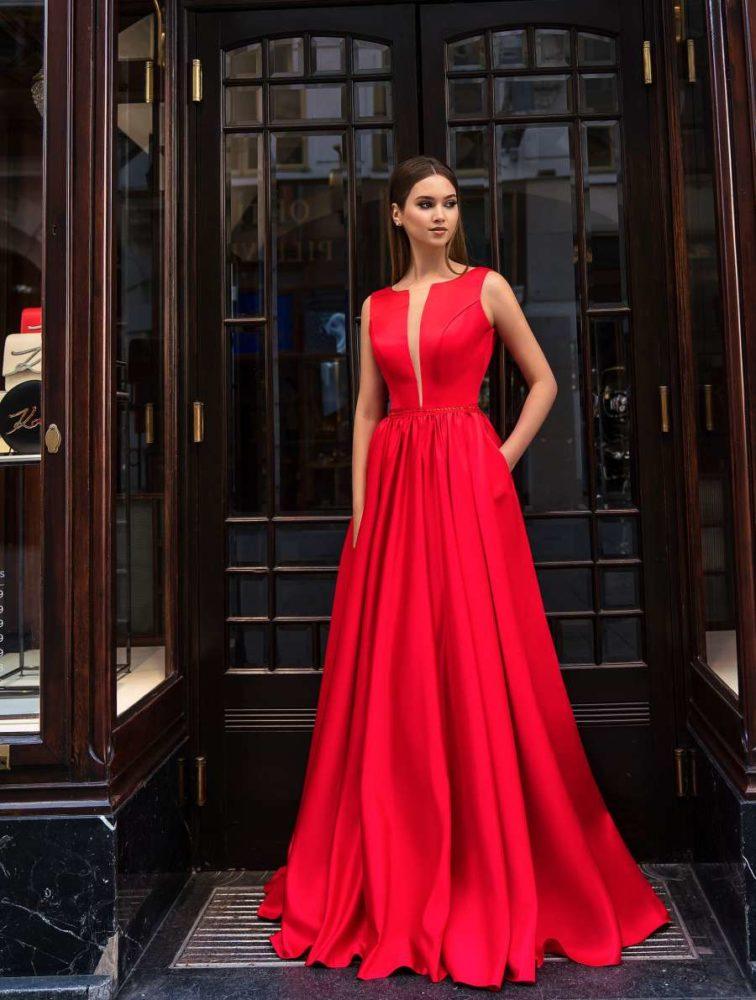 выбираем подходящее вечернее платье