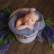 Как провести фотосессию с младенцем в Финляндии