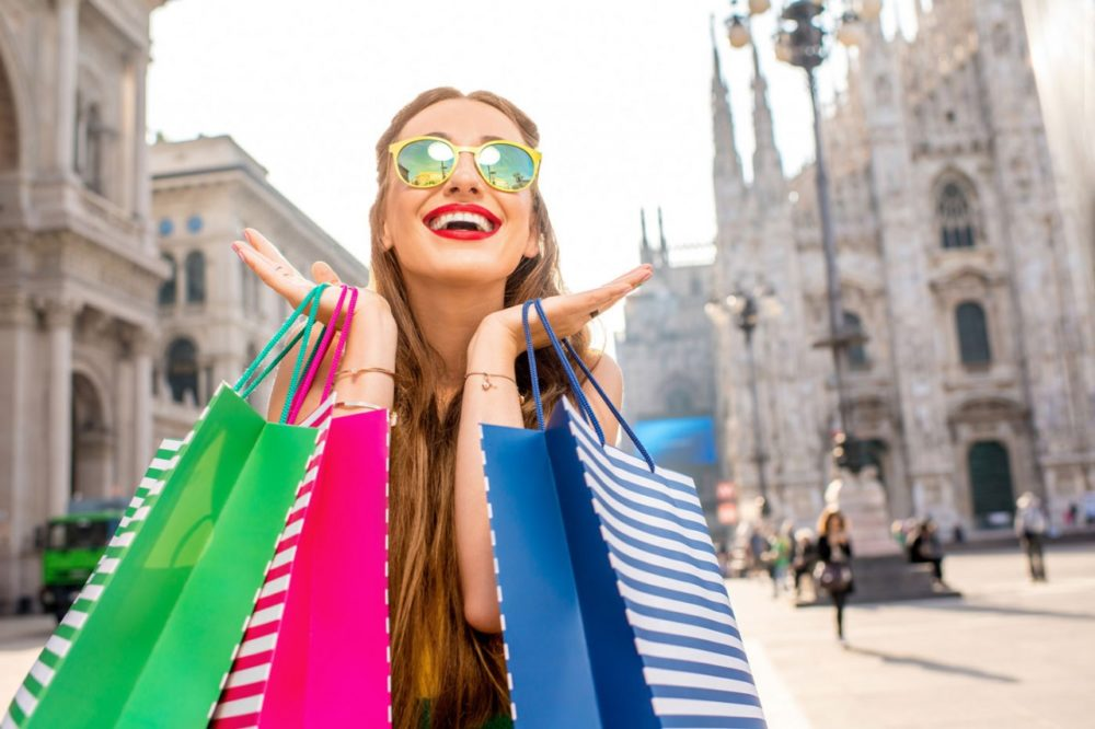 Большой выбор шоп-туров в Италию