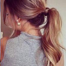 Прически на тонкие длинные волосы — 3 простых варианта