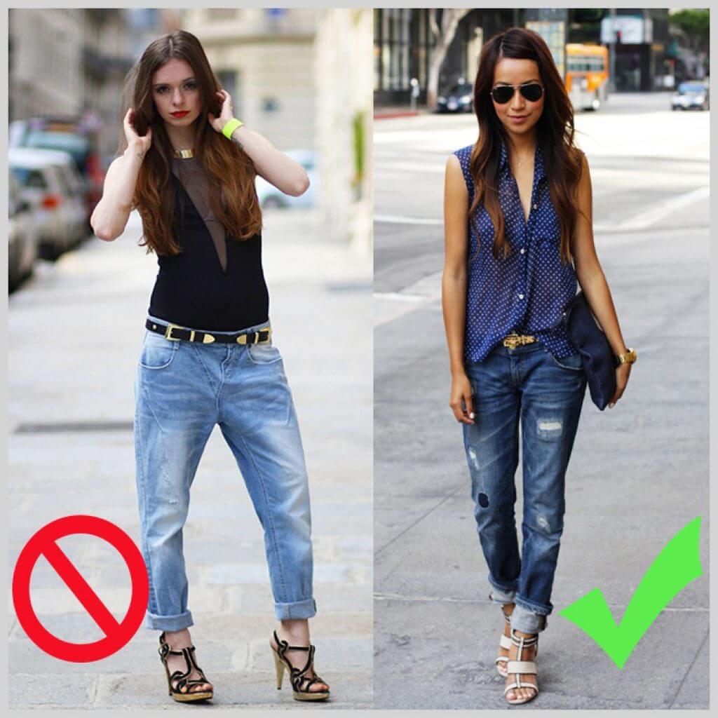 Что одевать худым девушкам фото