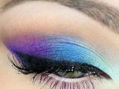 Идеи для новогоднего макияжа 2014 с модных показов осень-зима 2013-2014