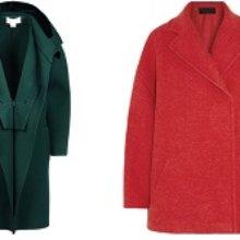Модные советы от Эвелины Хромченко: осенние пальто(8.11.2013)
