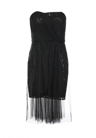 BCBGMAXAZRIA платье в ретро стиле