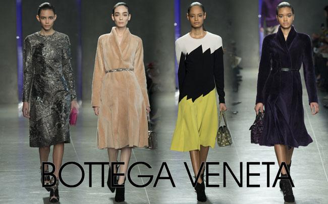 Bottega Veneta осень-зима 2014-2015