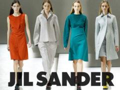 Jil Sander осень-зима 2014-2015