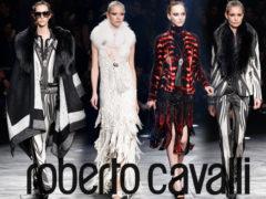 Roberto Cavalli осень-зима 2014-2015
