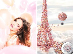 Весенняя коллекция макияжа от Guerlain Meteorites Blossom 2014