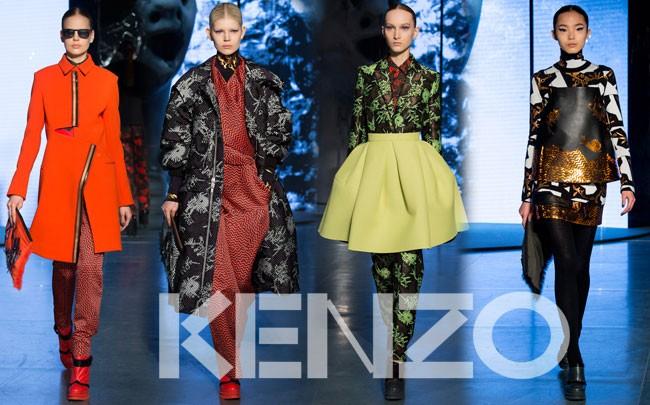 Kenzo fall 2014