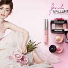 Весенняя коллекция макияжа от Lancome French Ballerine весна 2014