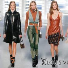Louis Vuitton осень-зима 2014-2015