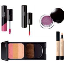 Весенняя коллекция макияжа Shiseido весна 2014