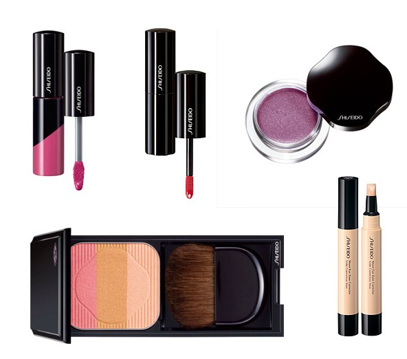 Shiseido makeup collection spring 2014