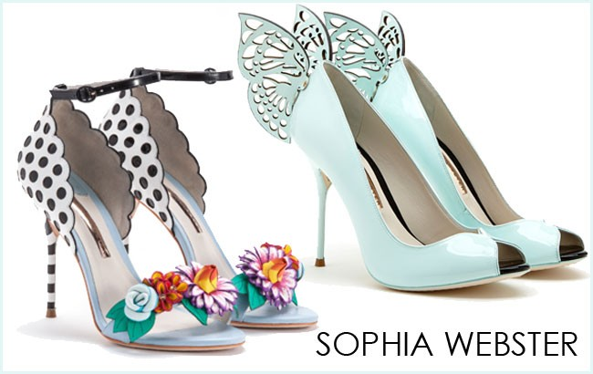 sophia webster spring 2014