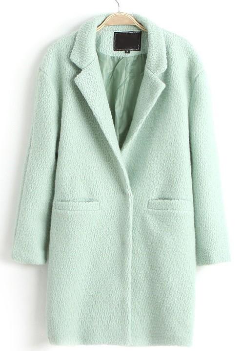мятное пальто алиэкспресс