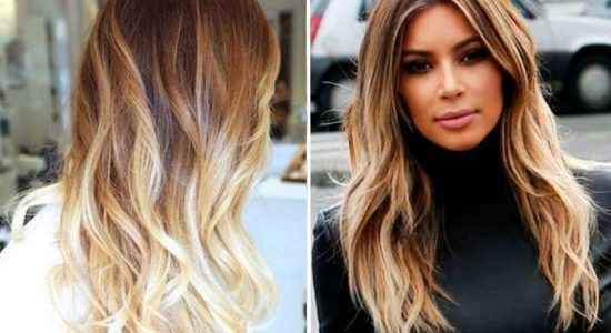 Модный тренд в окрашивании волос — брондирование