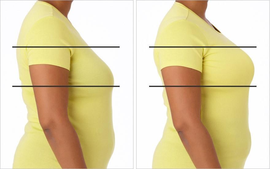 Правильный ли размер бюстгальтера Вы носите?