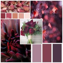 Цвет марсала в одежде — удачные сочетания