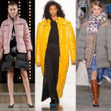 Модные тенденции осень-зима 2020