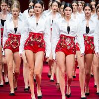 Dolce & Gabbana весна-лето 2015