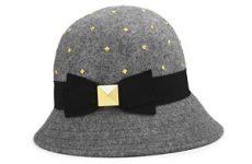 Модные шляпы зима 2014