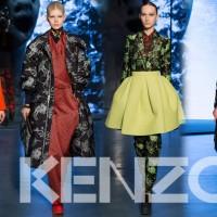 Kenzo осень-зима 2014-2015
