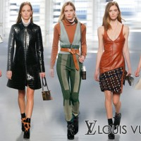 Louis Vuitton осень-зима 2014-2015