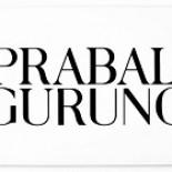 Prabal Gurung весна-лето 2014 видео