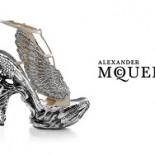 Alexander Mcqueen осень-зима 2013-2014 видео и фото