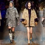 Dolce & Gabbana осень-зима 2014-2015