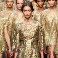 Показ Dolce & Gabbana весна-лето 2014