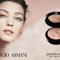 Весенняя коллекция макияжа от Giorgio Armani Effeto Nudo Collection spring 2014