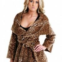 Модные советы Эвелины Хромченко — леопардовый принт